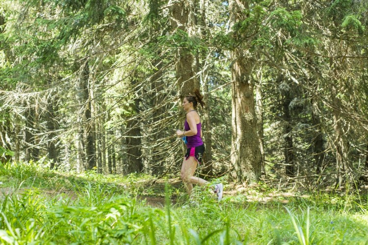 Trail race Kopaonik